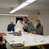 projekt 'kvarnstenen', design, model och presentation