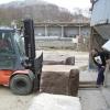 projekt 'kvarnstenen' tillverkningen